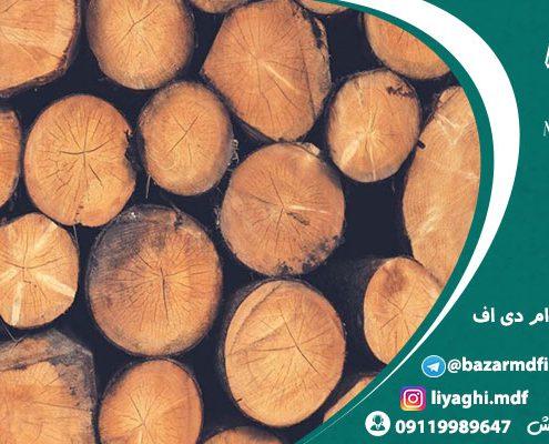 انواع چوب وارداتی روسی
